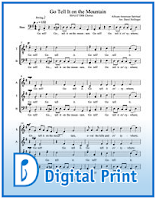 http://www.sheetmusicplus.com/title/go-tell-it-on-the-mountain-digital-sheet-music/19951104